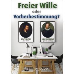 Freier Wille oder Vorherbestimmung? Studienfaltkarte No. 39