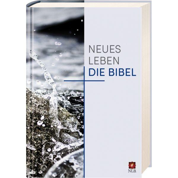 Neues Leben. Die Bibel. Standardausgabe. Motiv: Wasser