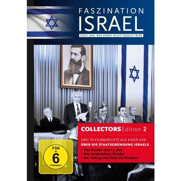 FaszinatioN Israel - Über die Staatsgründung Israels - Collectors 2