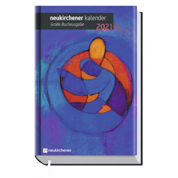 Neukirchener Buchkalender 2021 - Großdruck