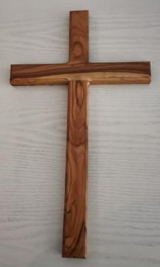 Olivenholz-Kreuz 40 cm