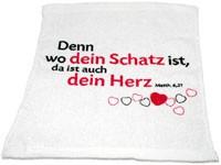 """Handtuch """"Herz"""""""