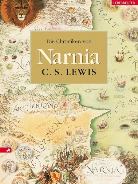 C.S.Lewis, Die Chroniken von Narnia – Illustrierte Gesamtausgabe
