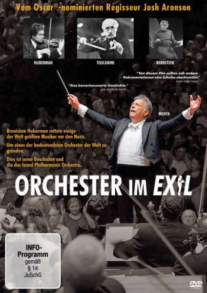 Orchester im Exil (DVD)