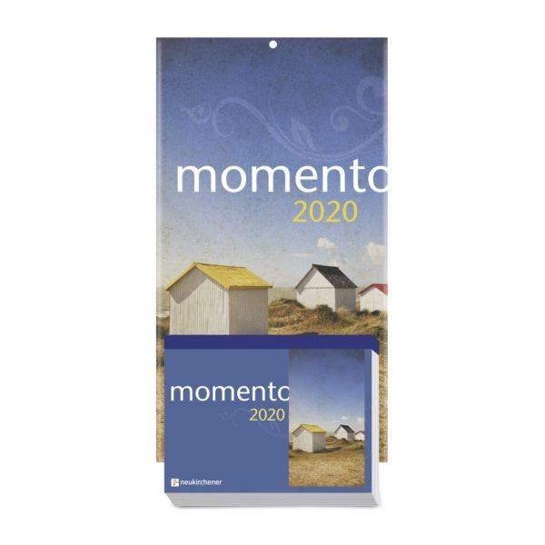 Momento 2020 - Abreißkalender (Konstanzer)