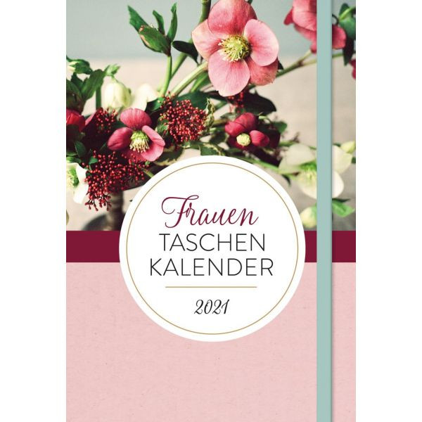 Frauen Taschen Kalender 2021 - Fotoausgabe