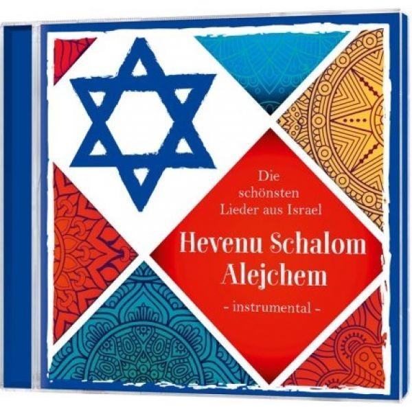 CD - Hevenu Schalom Alejchem