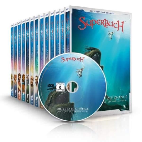 DVD - Superbuch Staffel 2 - Gesamtpaket
