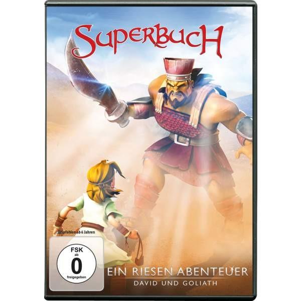 DVD - Superbuch - Ein Riesenabteuer (6)