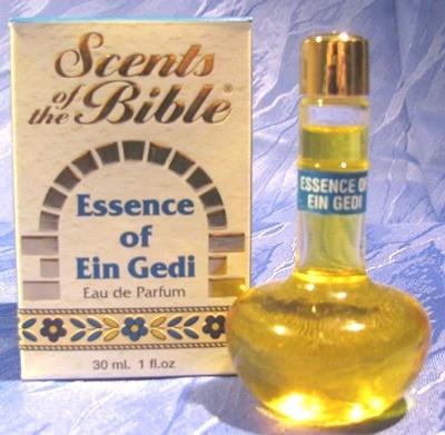 """Eau de Parfum """"Scents of the Bible"""" Essence of Ein Gedi"""