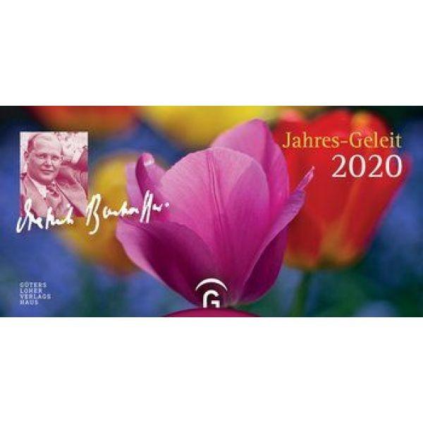 Jahres - Geleit 2020 mit Dietrich Bonhoeffer