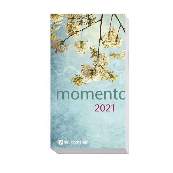 Momento 2021 - Buchkalender (Konstanzer)