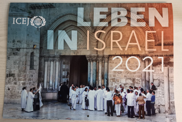 Leben in Israel 2021 - ICEJ