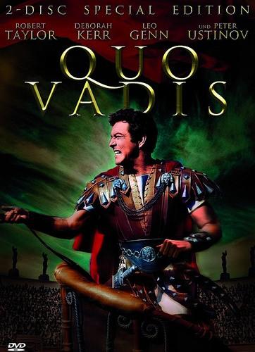 Quo Vadis - Special Edition (Doppel-DVD)