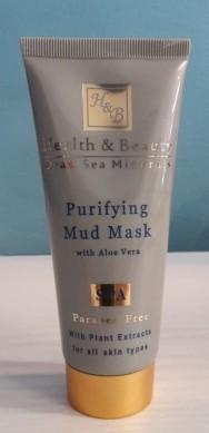 H&B Reinigende Schlamm - Maske angereichert mit Aloe Vera - 100 ml