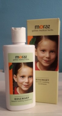 Moraz - Mineral Conditioner mit Rosemarin - 250 ml