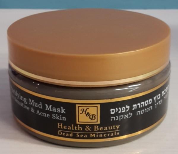 Reinigende Schlammmaske für empfindliche & Akne-Haut