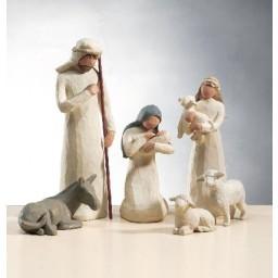 """Figur """"Geburt Christi"""""""