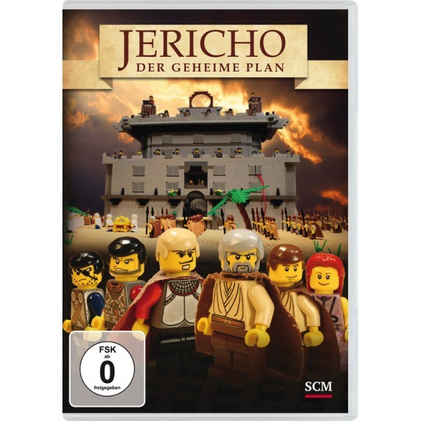 JERICHO - Der geheime Plan (Video - DVD)