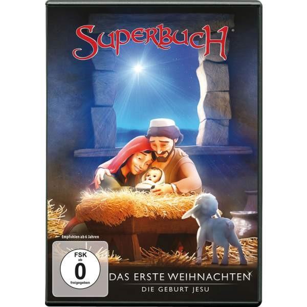 DVD - Superbuch - Das erste Weihnachten (8)