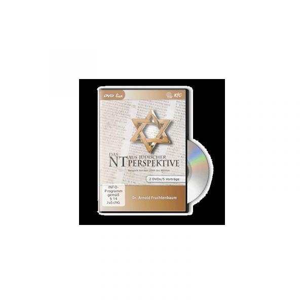 Arnold G. Fruchtenbaum, Das NT aus jüdischer Perspektive, DVD