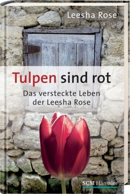 Tulpen sind rot