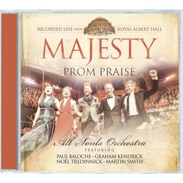 Majesty (Audio - CD+DVD)