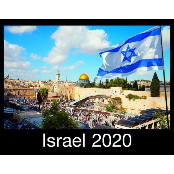 Posterkalender ISRAEL 2020 (CLV)