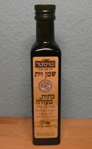 """Toister's Olivenöl - """"Extra Virgin"""" - Inhalt: 250 ml"""