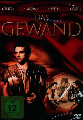 Das Gewand - DVD