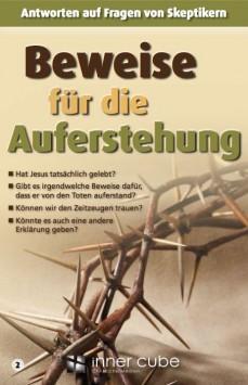 Beweise für die Auferstehung - Studienfaltkarte 2