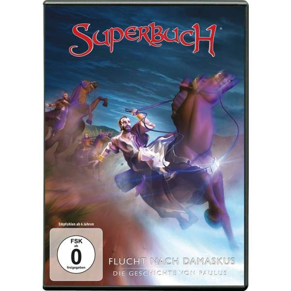 DVD - Superbuch - Flucht nach Damaskus (12)