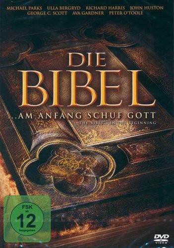 Die Bibel ... am Anfang schuf Gott - DVD