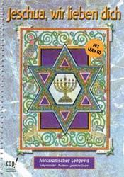 Jeschua wir lieben dich - Liederbuch mit Lern-CD