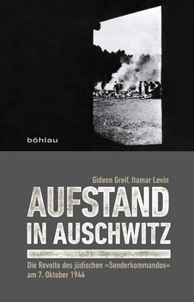 Gideon Greif & Itamar Levin: Aufstand in Auschwiitz