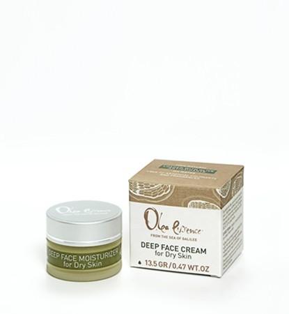 Tiefenwirksame Feuchtigkeitscreme für trockene Haut