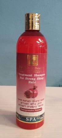 """Health & Beauty - Schampoo """"Granatapfel"""" für jeden Haartyp (400 ml)"""