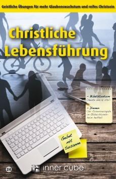 Christliche Lebensführung - Studienfaltkarte 24