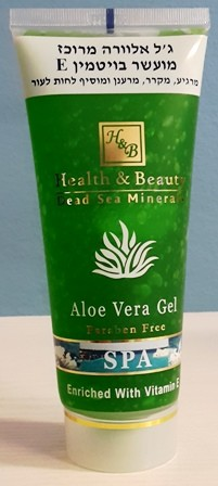 Health & Beauty - Aloe Vera Gel, 180 l