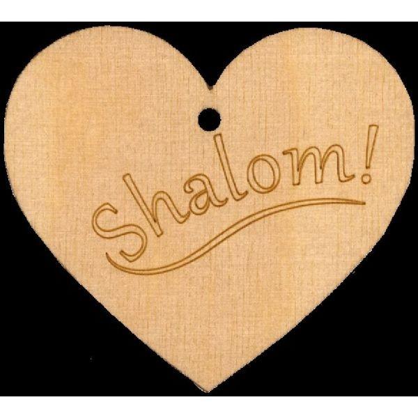 Holzherz - Shalom!