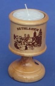 "Teelichtständer ""Bethlehem"""