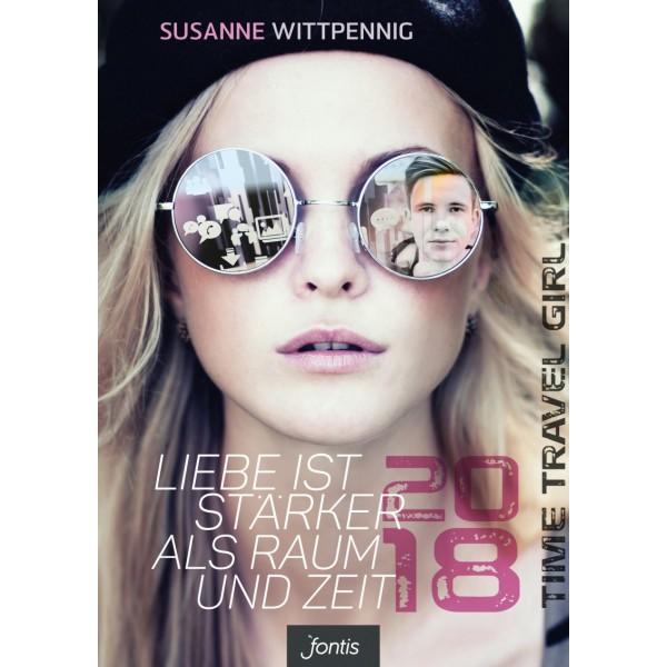 Susanne Wittpennig: Time Travel Girl 2018